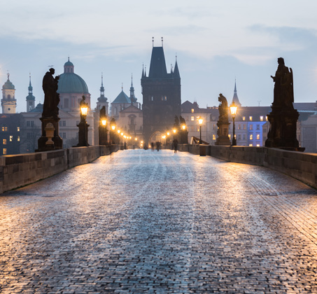 לאורך הדנובה - 8 ימי טיול מאורגן בין בודפשט לפראג כולל אירוח ע