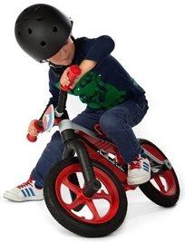 Bmxie Rs אופני האיזון הכי Cool בעולם - אדום