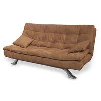 ספת אירוח עם בסיס עץ מלא, נפתחת למיטה בעיצוב מודרני