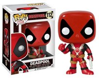Funko Pop - Deadpool (Thumb Up) 112 בובת פופ דדפול 112