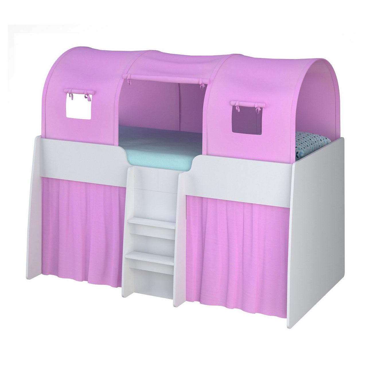 מיטת ילדים גלריה + מזרן + כוורת ושולחן כתיבה ניידים דגם קומפלט תוצרת סוכריה - תמונה 6