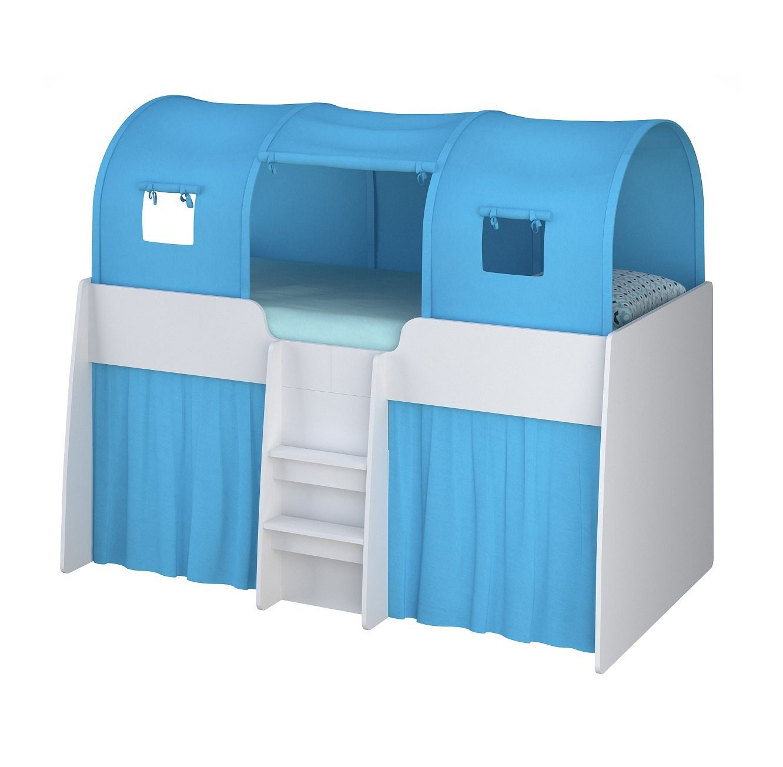 מיטת ילדים גלריה + מזרן + כוורת ושולחן כתיבה ניידים דגם קומפלט תוצרת סוכריה - תמונה 5