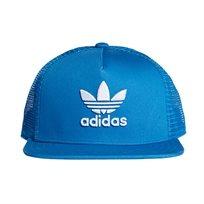 כובע מצחייה יוניסקס - Adidas Trefoil Trucker