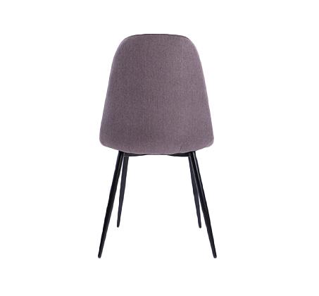 כסא אוכל מרופד בעיצוב מודרני וייחודי דגם 800 - תמונה 4