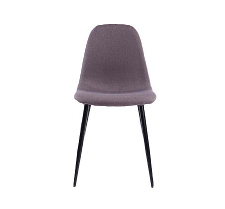 כסא אוכל מרופד בעיצוב מודרני וייחודי דגם 800 - תמונה 5