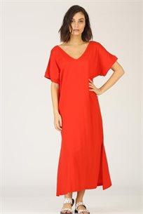 שמלה מקסי V - CUBiCA
