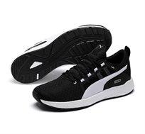 נעלי ספורט Puma NRGY Neko Turbo לגברים - שחור/לבן