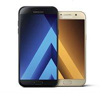 סמארטפון Samsung Galaxy A5 2017 32GB מצלמה 16MP יבואן רשמי