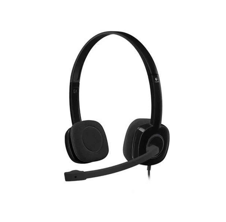אוזניות סטריאו Logitech H151 Retail