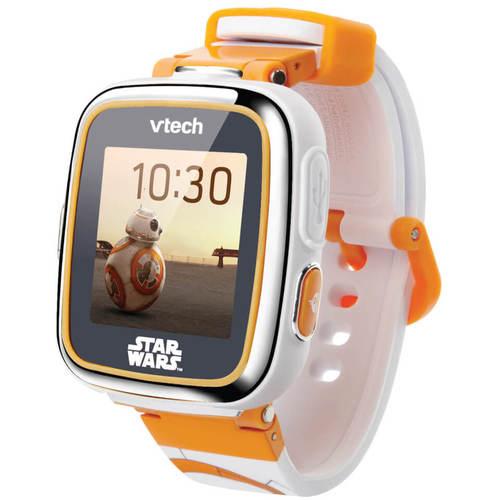 שעון חכם עם מסך מגע וחיישני תנועה דגם מלחמת הכוכבים Star Wars דגם Bb-8