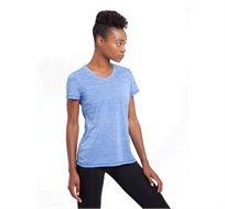 חולצת ספורט עמית - כחול ג'ינס