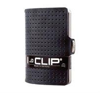 ארנק I-Clip סדרת 'Advantager' שחור
