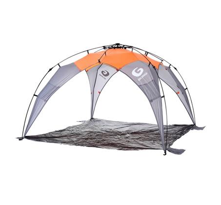 אוהל צל GURO לעד 5 אנשים בעל מנגנון פתיחה וקיפול מהיר דגם NIRVANA - משלוח חינם - תמונה 2