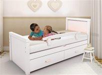 מבצע ברהיטי 'גבעת ברנר-יוניגל'! מיטת ילדים נפתחת 100% עץ אורן מלא, במבחר דגמים החל מ-₪1749!
