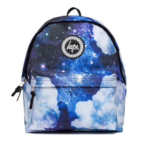Hype תיקים// Blue Space Cloud Backpack