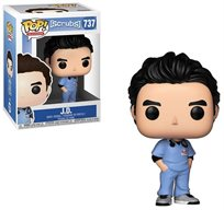 Funko Pop - J.D (Scrubs) 737  בובת פופ