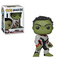 Funko Pop - Hulk (Avengers Endgame ) 451  בובת פופ הנוקמים החדש