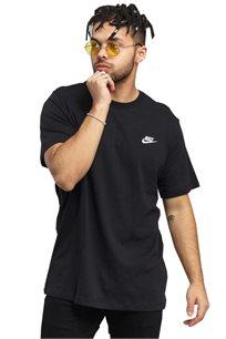 חולצת טי שירט לגברים - שחור