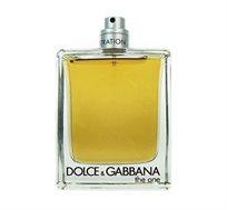 """בושם לגבר The One Tester דה וואן טסטר א.ד.ט 100 מ""""ל Dolce & Gabbana דולצ'ה וגבאנה"""