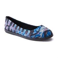 Blowfish Glo - נעלי בובה עם הדפס אופנתי