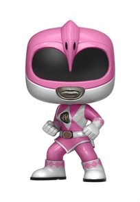 Funko Pop - Pink Ranger (Power Ranger) 407 בובת פופ