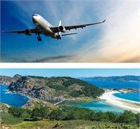 טיסות 'אייר אירופה' לויגו רק בכ-$359*