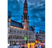 """סוף שבוע אירופאי! חבילה ל-3 ימים בבריסל הכוללת טיסות, אירוח ע""""ב לינה וארוחת בוקר החל מכ-€399* לאדם!"""