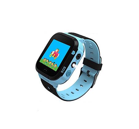 שעון טלפון חכם עם לחצן מצוקה אישי כולל אפשרות איתור מיידית