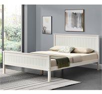 מיטה זוגית 160X200 מעץ מלא בעיצוב קלאסי דגם לינור 160 HOME DECOR