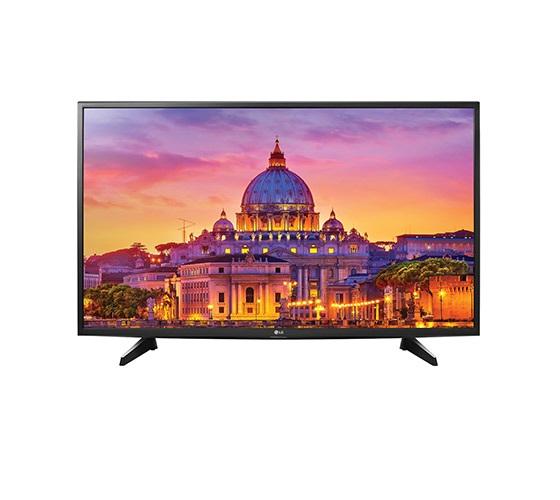"""מתצוגה - טלוויזיה חכמה """"43 SmartTV LED LG דגם 43UH617Y  הובלה + התקנה ומתקן חינם"""