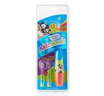 מברשת שיניים ראשונה וידה + 3 ראשים KidzSonic