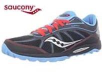 נעלי ריצה לכל סוגי המשטחים מבית Saucony לנשים דגם Progrid Kinvara TR