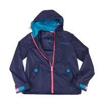 מעיל גשם Rainjacket - Blue Lea size S