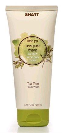 Shavit Organic Tea Tree Facial Wash
