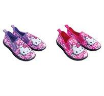 2 זוגות נעלי מים הלו קיטי לילדות בשני צבעים לבחירה