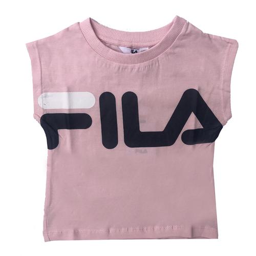 Fila / חולצה (מידות 2-10 שנים)  - ורוד