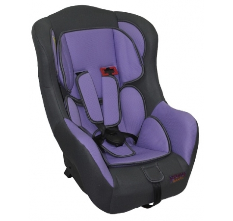כסא בטיחות מגיל שנה ועד גיל 3 דגם Shark - כחול - משלוח חינם - תמונה 3