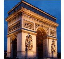 פריז עיר האורות! טיסה ומלון ל-3-4 לילות החל מכ-$343*