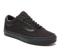 נעלי ואנס יוניסקס דגם Old Skool VD3HBKA בצבע שחור