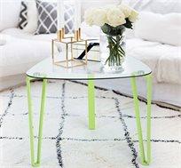 שולחן קפה בעיצוב צעיר ומיוחד קורסיקה Homax