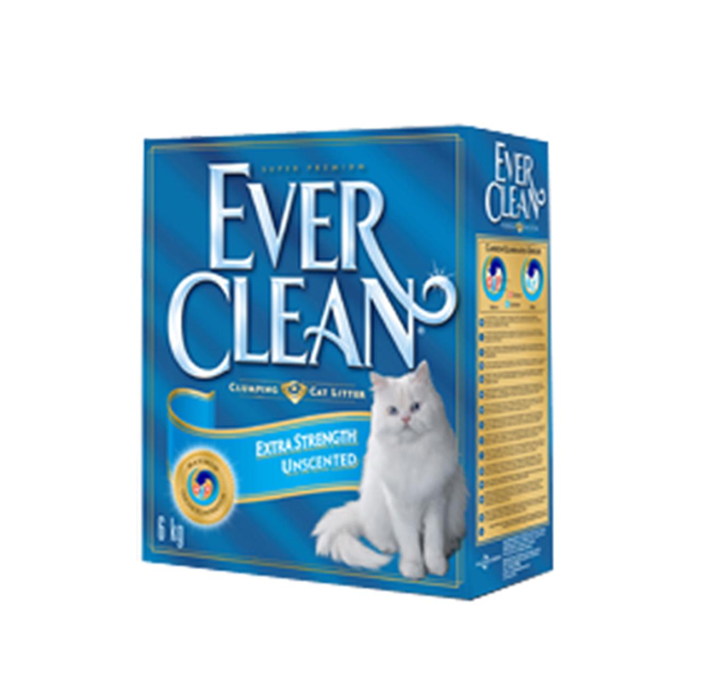 4+1 יחידות חול מתגבש לחתול אברקלין 10 ליטר