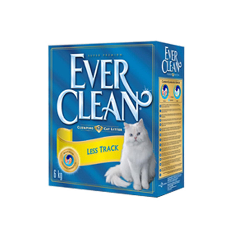 4+1 יחידות חול מתגבש לחתול אברקלין 10 ליטר עם גרגרי פחמן פעיל המונעים ריח רע - תמונה 2