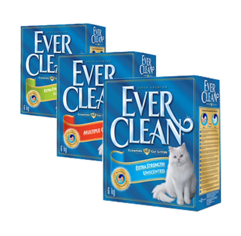 4+1 יחידות חול מתגבש לחתול אברקלין 10 ליטר עם גרגרי פחמן פעיל המונעים ריח רע - תמונה 5