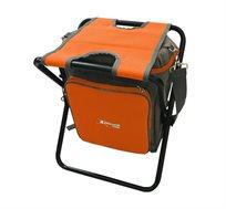 צידנית כיסא 12 ליטר נישא כתיק גב ונפתחת לכיסא