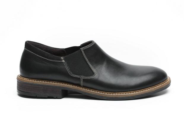 נעלים טבע נאות אלגנטיות דגם דירקטור לגבר - שחור