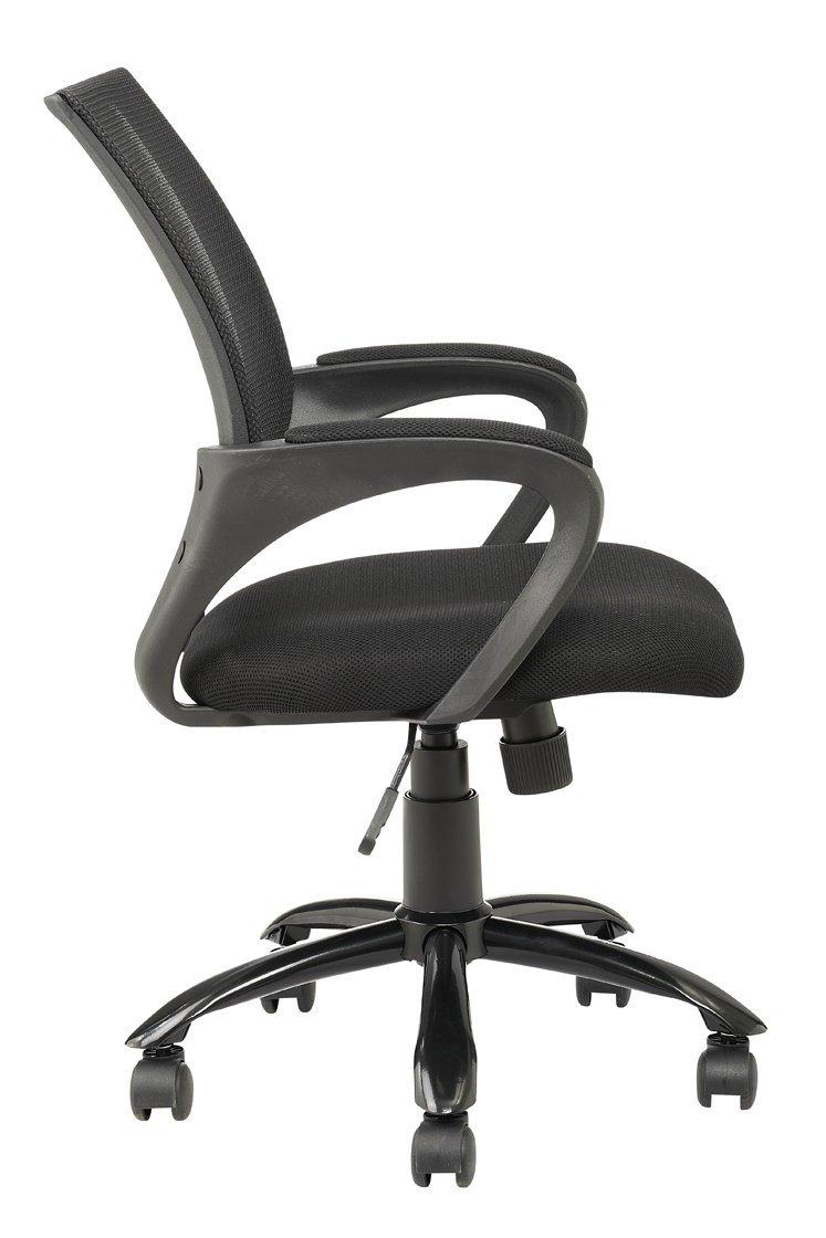 כיסא משרדי עשוי בד נושם עם מבנה ארגונומי המקנה תמיכה לכל הגוף לישיבה ממושכת - תמונה 5