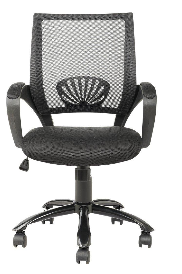 כיסא משרדי עשוי בד נושם עם מבנה ארגונומי המקנה תמיכה לכל הגוף לישיבה ממושכת - תמונה 4