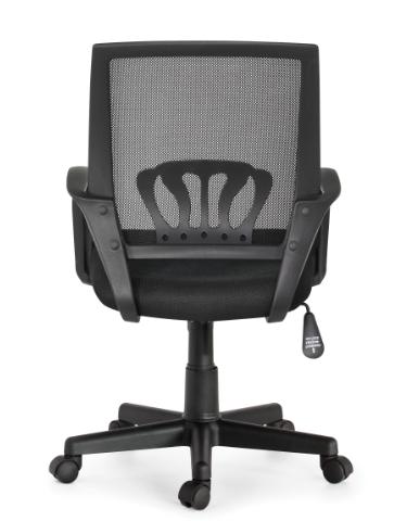 כיסא משרדי עשוי בד נושם עם מבנה ארגונומי המקנה תמיכה לכל הגוף לישיבה ממושכת - תמונה 7