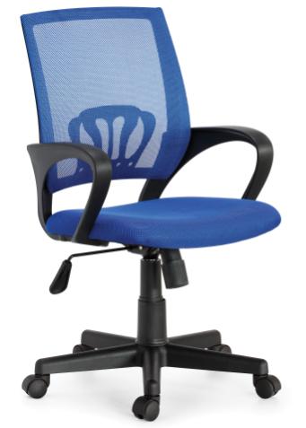 כסא למשרד מבד אוורירי מתכוונן וארגונומי