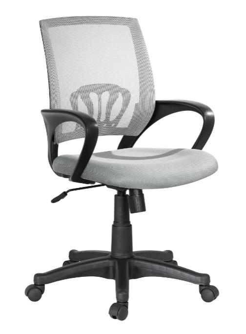 כיסא משרדי עשוי בד נושם עם מבנה ארגונומי המקנה תמיכה לכל הגוף לישיבה ממושכת - תמונה 6
